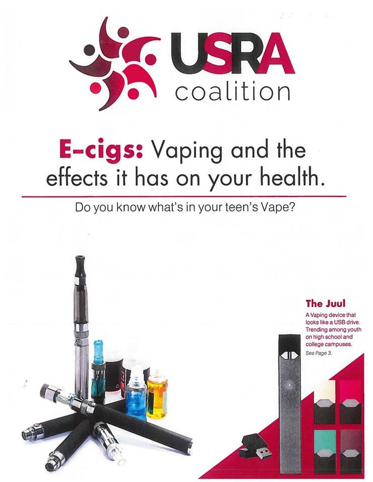 vaping effects on health